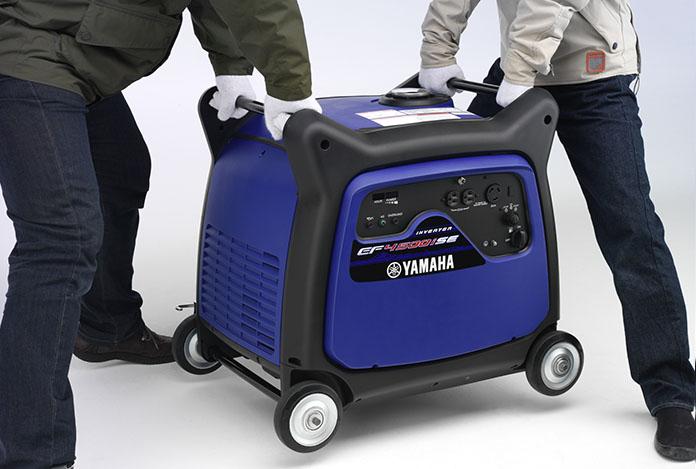 インバータ方式発電機 EF4000iSE