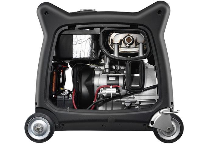 インバータ方式発電機 EF4000iSE 仕様