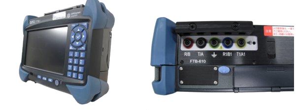 ケーブル障害位置測定器、FTB-610、EXFO